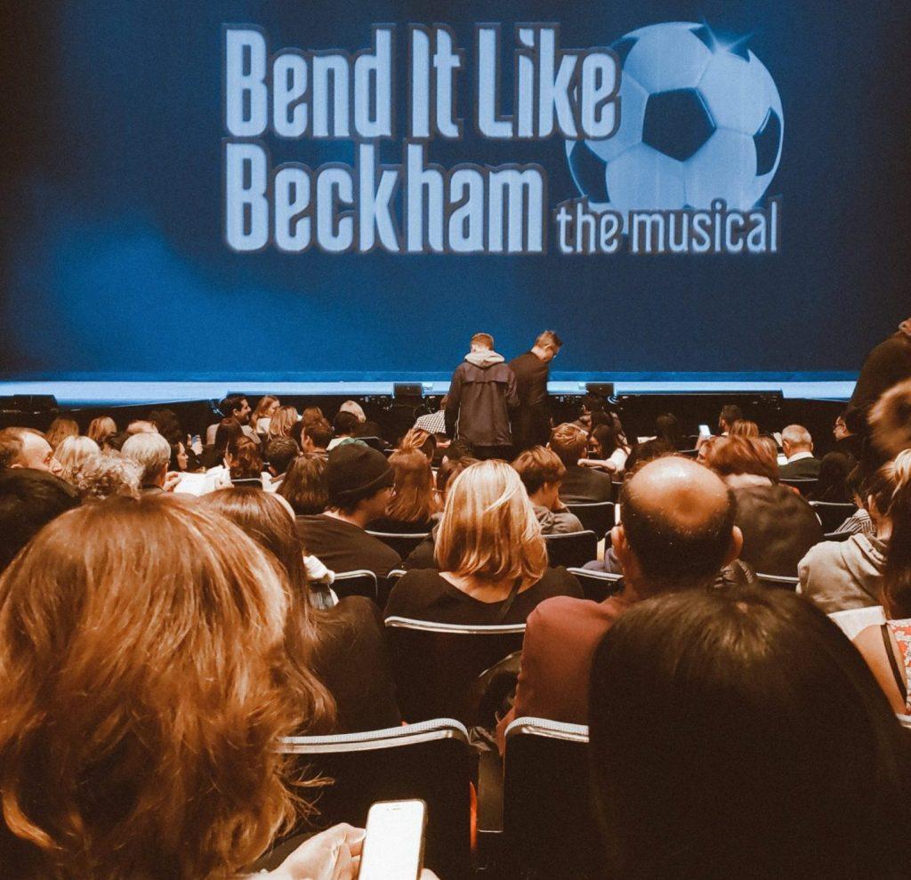 Bend It Like Beckham by Maya's Diary